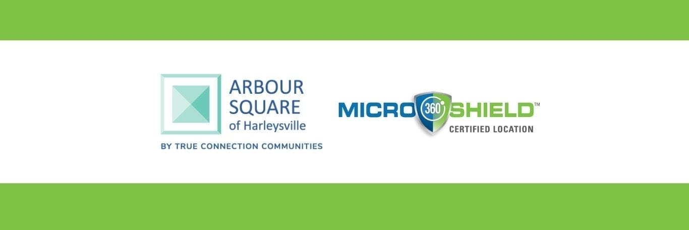Arbour Square treated with MicroShield 360 antimicrobial coating