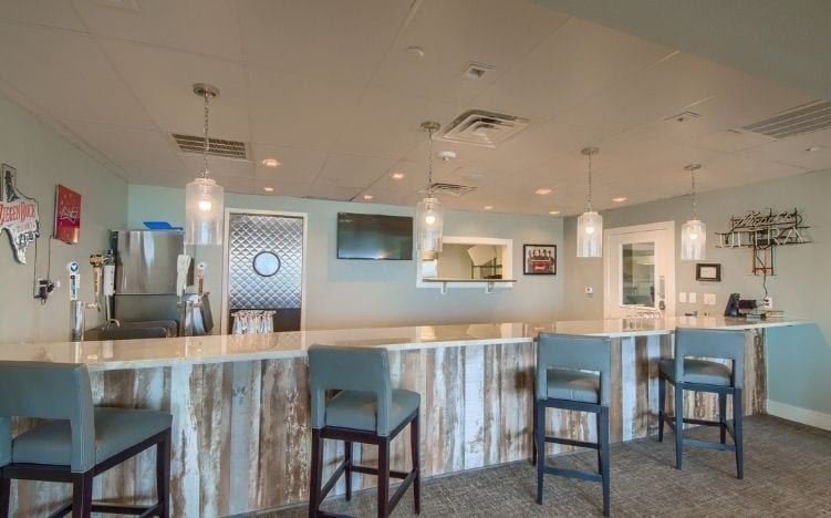 bistro at skye luxury senior living retirement apartments in leander, texas
